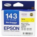 Epson Black Ink Cartridge T143
