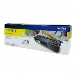 TN-351Y Yellow Brother Toner