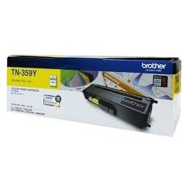 TN-359Y Yellow Brother Toner