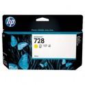 HP-728 Yellow 130ml