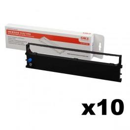 OKI ML1120/1190 Ribbon x10