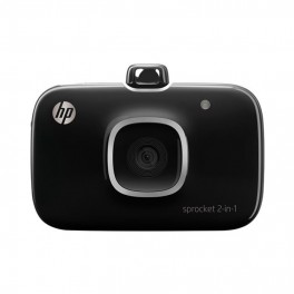 HP Sprocket 2-in-1 Printer (Black)
