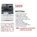 MC573dn Colour A4 LED Printer