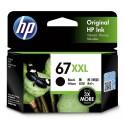 HP 67XXL Black