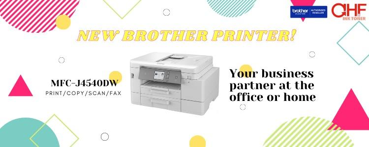 Printer MFC-J4540DW at AHF Ink Toner